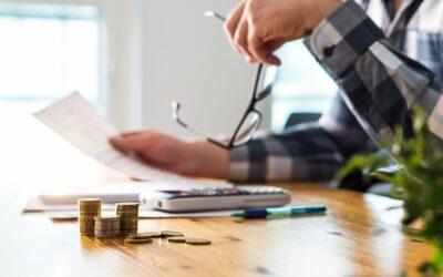 Schulden beim Finanzamt