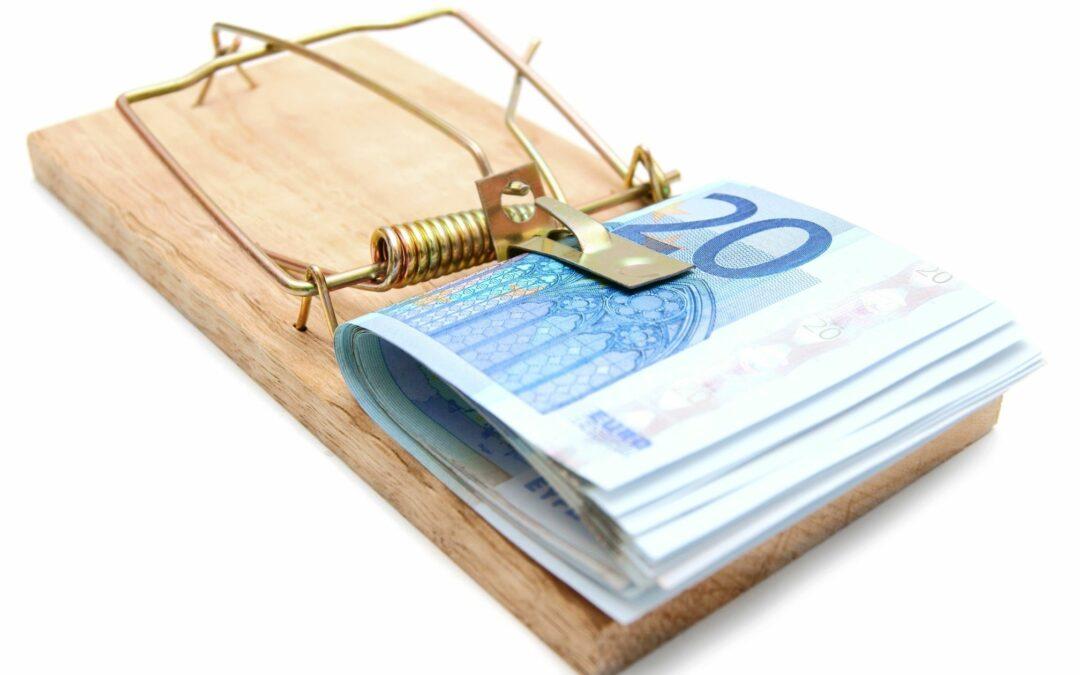 Schuldenfalle – Definition, Gründe und Vorbeugung