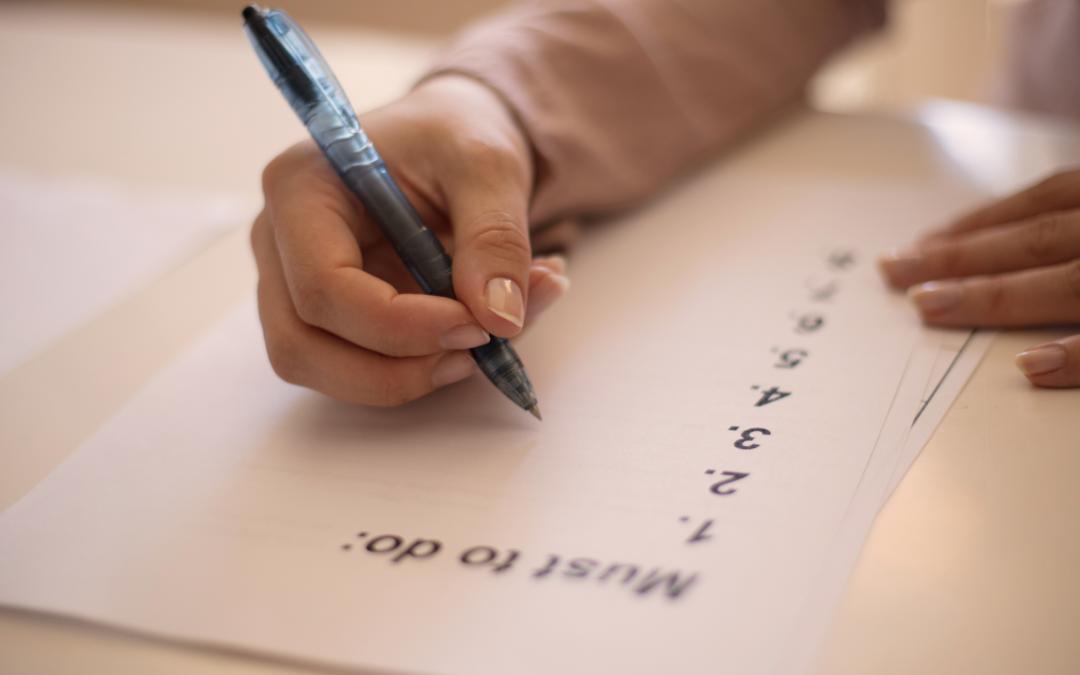 liste mit pflichten innerhalb der insolvenz